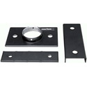 Unistrut Adapter for Truss Ceilings is used for flat panel CRT and projectors