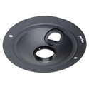 Peerless-AV ACC570 Round Structural Finished Ceiling Plate For LCD Projectors
