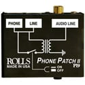 Rolls PI9 Phone Patch Telephone Audio Interface