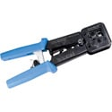Platinum Tools EZ-RJ45 Crimp Tool for RJ45 Connectors
