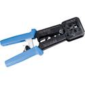 Platinum Tools 100054C EZ-RJPRO Heavy Duty Crimp Tool