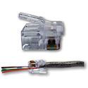 Platinum Tools EZ-RJ12/11 Connectors 50 Pack
