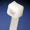 Panduit PLT1S-C 4.8 Inch Cable Tie 100 Pack
