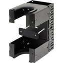 RDL PM-20VA Pole Mount Adapter for FP PA20 Series Power Amps & Power Supply