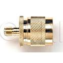Pomona 4297 SMA Female to Type N Male Adapter