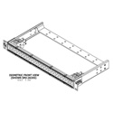 ADC-Commscope PPI2226-SVJT-BK 2RU 2x26 Super Video Patch Panel