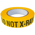 Yellow Speciality Tape -X-ray