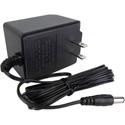 Burst PS-12 12Vdc 500mA 120V AC Power Supply