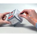 QbE Fiber Optic Cleaning Wipes 200 Wipe Box