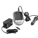 QP-107 Li-Ion Battery Charger for Panasonic CGR-DU7 D14 and DU21