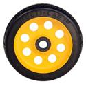 RocknRoller R8WHL/RT/S 8 Inch No-Flat Wheel-Symmetrical Hub