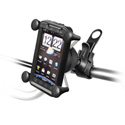 Ram RAP-SB-187-UN7U EZ-Strap Rail Mount with X-Grip Cell Phone Holder