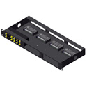 RDL RC-1U 19in Universal Rack Chassis - RU / ST and TX Series