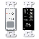 RDL RC2-ST 2-CH. Remote Control for Stick-On Audio or Video Sources