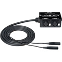 Laird RD1-BX1 RED One Mini-XLR to Full-Size XLR Audio Interface