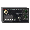 RDL TX-TPS1A Active Single-Pair Sender - Twisted Pair Format-A - Bal Line Input