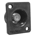 Recessed Panel Mount F Female to Female Connector