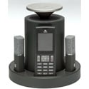 Revo Labs FLX2200FLX Analog Wireless Conference Phone with 2 Omni Mics - Li-ion Battery Included