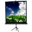 Recordex 501099 99 Inch 1:1 TriMaxx Advanced Tripod Screen 70x70 Inch