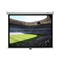 Recordex 709120C Clarity Electric 16:9 120in 59 x104in Matte White Screen