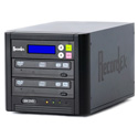 Recordex DVD100-1Y - TechDisc Pro Series 24X DVD-CD 1 to 1 Duplicator