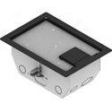 RFL Series D Raised Access Floor Box - Black