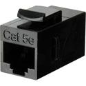 TecNec CAT-5e RJ45 8 Conductor Modular Keystone Mountable F-F Feedthru Coupler
