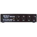 Rolls MA252 Compact Class D Stereo Amplifier with 4-Channel Built-in Stereo Mixe