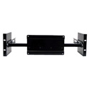 VESA 200 Single Stationary Monitor Rack Mount For 19in Racks