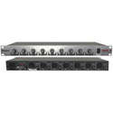 Nady RMX-6 6 Channel Rackmount Audio Mixer