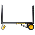 RocknRoller&reg Multi-Cart&reg 8-In-1 Equipment Transporter R10NF Max
