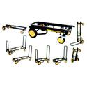 RocknRoller Multi-Cart 8-In-1 Equipment Transporter R2RT (Micro)