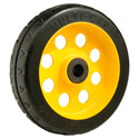 RocknRoller R8WHL/RT/O 8x2 Inch Rear Wheel - R-Trac No-Flat