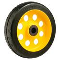 RocknRoller R8WHL/RT/O 8x2 Inch Rear Wheel - R-Trac No-Flat
