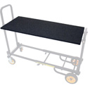 RocknRoller Multi-Cart RSH10 Expandable Shelf Kit for R8/ R10/ R12