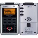 Roland R-05 High Resolution WAVE/MP3 Handheld Recorder