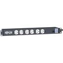 Tripp Lite RS1215-HG Power Strip w/Hospital Grade Plug & Receptacles