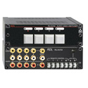 RDL RU-AVX4 Audio/Video Switcher - 4x1 - RCA