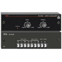 RDL RU-EQ2 Two Band Equalizer with Knobs - Terminal Block