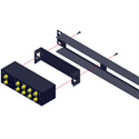 RDL RU-FP1 Rack-Up Filler Panel and Reverse Mounting Kit