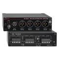 RDL RU-MLD4T Microphone / Line Distribution Amp - 1x4 w/Transformer