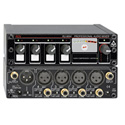 RDL RU-MX4 Pro 4 Ch Mic/Line Mixer w/Phantom Power Mic & Line Output