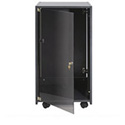 Raxxes ERKD-20 Plexiglass Front Door for 20U Elite Racks