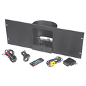 Raxxess NAID4B Rack Mount iPod Dock - 4U