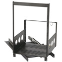 Raxxess ROTR-14 Pull-Out and Rotating Rack - 14U