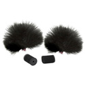 Rycote Lavalier Windjammer (Furry) Series Wind Screen