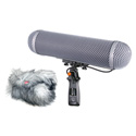 Rycote Full Windshield Kits Featuring Windjammers and Modular Suspensions