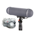 Rycote 086002 Full Windshield 3 Kit/ Small Suspension/ Windshield 3/ Windjammer 3/ Connbox 1