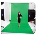 Savage V46-1020 Chroma Green 10 x 20 Ft. Infinity Vinyl Background