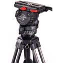Sachtler 0775 Tripod System with Mid-Level Spreader